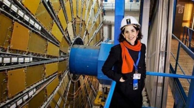 Tο τιμόνι του CERN περνά για πρώτη φορά στα χέρια γυναίκας!