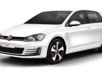 Προσωρινά διακόπτεται η παραγωγή του Golf της VW