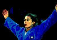 Ντοπέ η πρώτη Ολυμπιονίκης στην ιστορία του Κοσσυφοπεδίου;