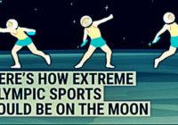 Φαντάζεστε την Ολυμπιάδα στο … φεγγάρι;