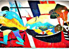 Η ποιητική πλευρά του ζωγράφου Φαίδωνα Αναστασιάδη
