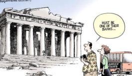 Το χρέος και τα προβλήματα της Ελλάδας