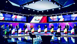 Οι δημοσκοπήσεις στη Γαλλία έδωσαν ρέστα