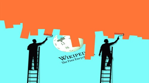 Wikipedia και Πολιτική