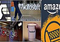 Το κλαμπ των πέντε! …τεχνολογικών εταιρειών