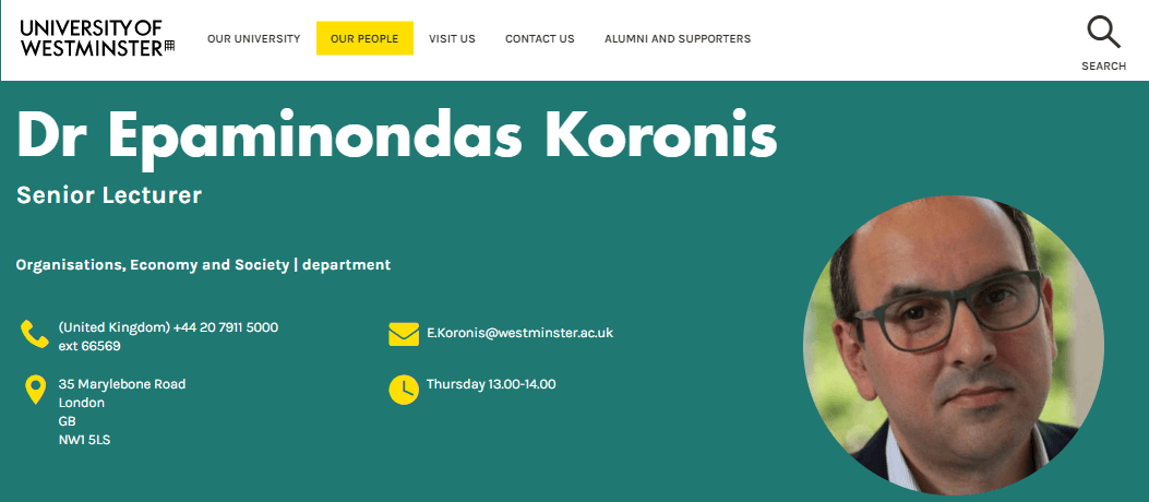 Nodas Koronis