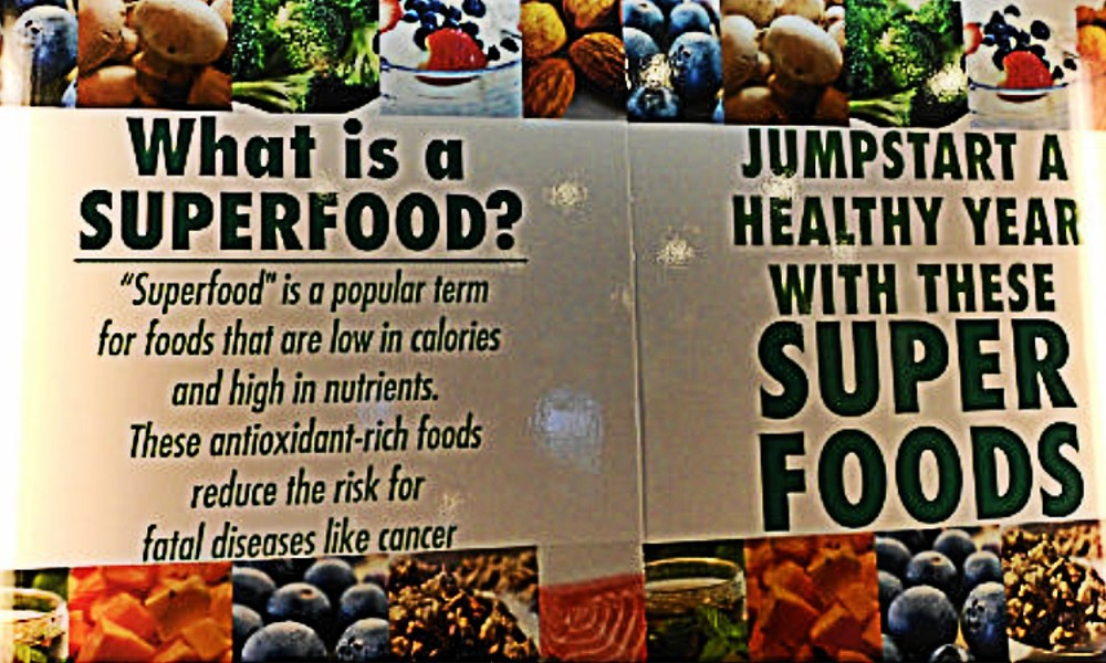 Η απομυθοποιηση των υπερτροφων #superfoods