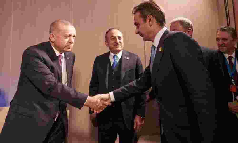 Η Τουρκια δινει μια μοναδικη ευκαιρια στην Ελλαδα