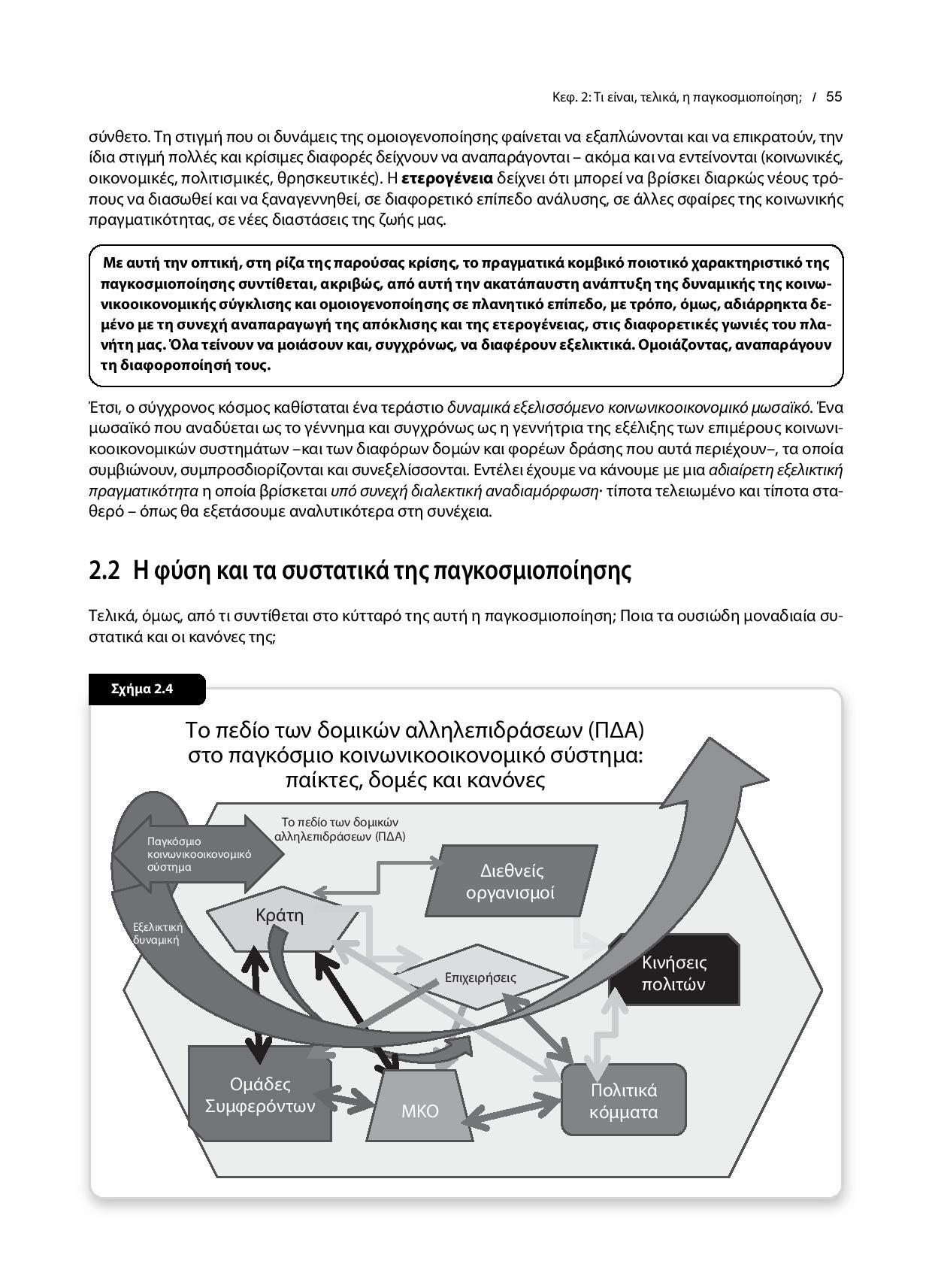 Παγκόσμια κρίση, καινοτομία και διαχείριση αλλαγής - Η οπτική STRA.TECH.MAN