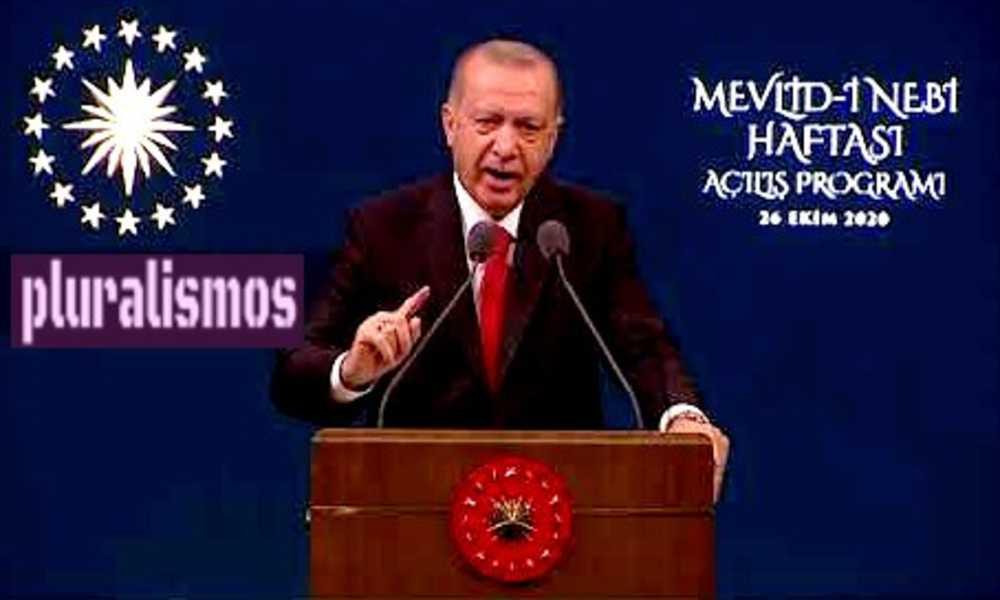 Συνεχιζουν τις προκλησεις Ερντογαν και Τουρκια